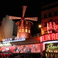 Moulin Rouge Masquerade